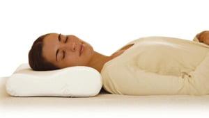Правильное положение во время сна