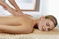 урок массажа спины
