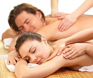 Классический массаж спины для женщин и для мужчин