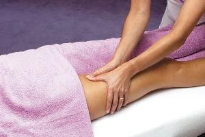 Лимфодренажный массаж ног фото