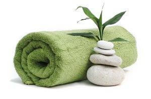 Массаж махровым полотенцем