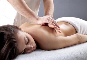 Техника классического массажа