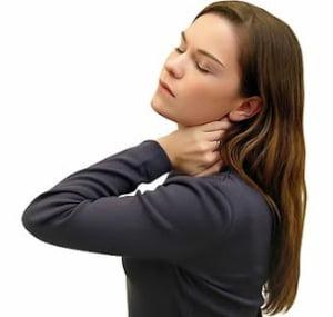 Боль в шеи у ребенка после падении