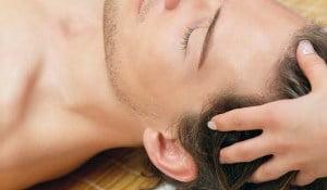 как правильно делать массаж головы