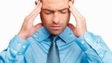 массаж при головных болях