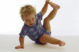 плоскостопие у детей фото