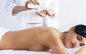 правила выполнения массажа спины