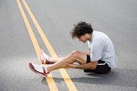 спазм мышц ног