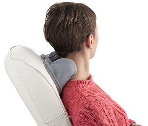 массажная накидка на кресло купить