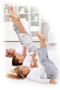 Упражнения на осанку для женщин