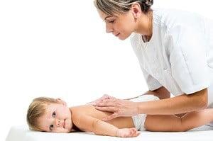 как делать массаж при кашле ребенку