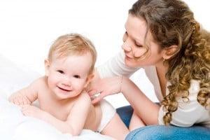 массаж ребенку 1 год
