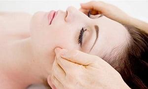 точечный массаж для увеличения грудины