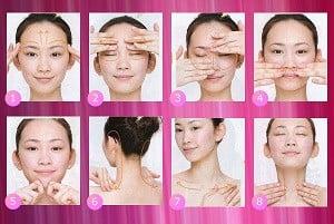 японский массаж лица отзывы