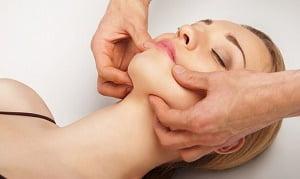 скульптурно буккальный массаж лица