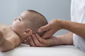 массаж шейно воротниковой зоны для детей