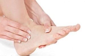как делать массаж ног при отеках