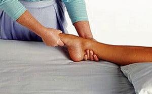 массаж при остеоартрозе голеностопного сустава