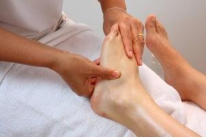 массаж стоп как правильно делать