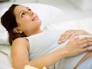 запоры у беременных