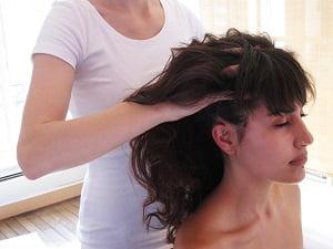индийский массаж