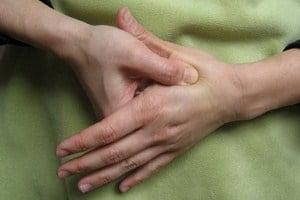 массаж от зубной боли