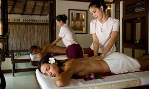 боди массаж для женщин
