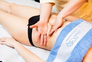 французский антицеллюлитный массаж