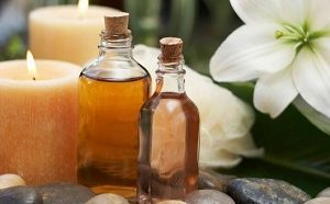 масло для массажа тела