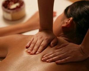 сегментарный массаж видео