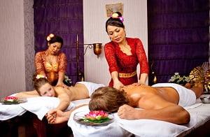 балийский массаж цены