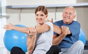 лфк для позвоночника упражнения