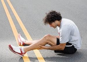 массаж при судорогах икроножных мышц