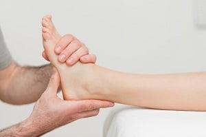 артрит голеностопного сустава лечение