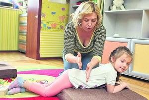 массаж при дцп у детей методика